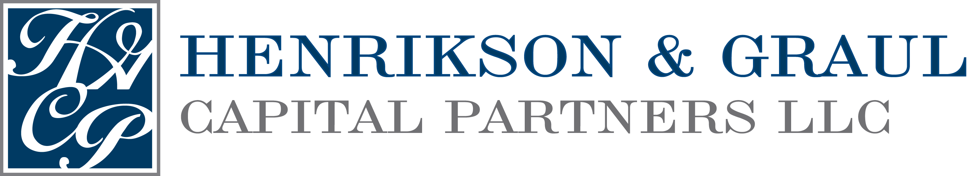 Henrikson and Graul Logo